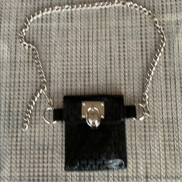 Michael Kors Handbags - BN Michael Kors chain belt with wallet
